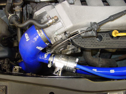 Kit de recolocacion de valvula descarga Forge 150/180HP 1.8T para Audi A3 1.8T