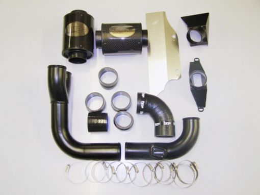 Kit de admision deporitva doble Forge BPY Eng (OEM engine cover and air filter are combined) par