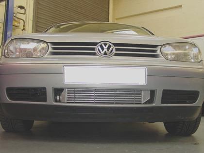 Kit de intercooler frontal Forge 1.8T para Volkswagen Golf 4 1.8T