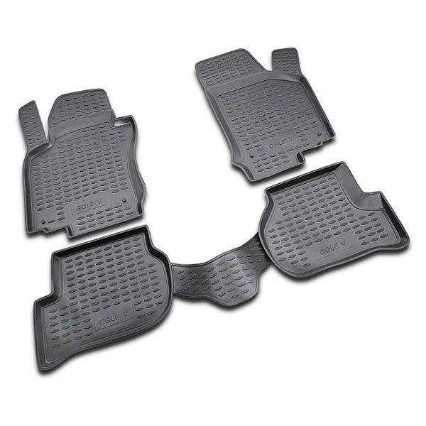 Alfombrillas 3D VW Transporter 2004-