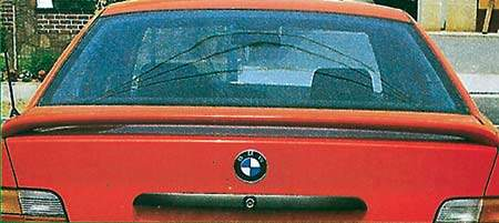Aleron sin luz freno para BMW E36 kit L\'Elue PAM tuning