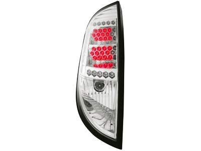 Faros traseros de LEDs para Ford Focus 98-04 claros