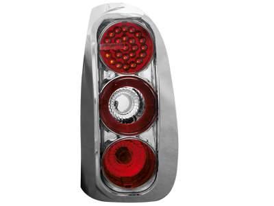 Faros traseros de LEDs para Smart 01-07 claros