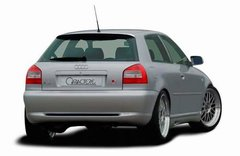 Faldon parachoques trasero Audi A3 Caractere