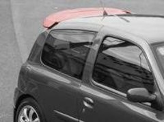 Aleron luneta para Renault Clio kit Cadamuro