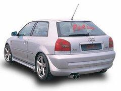 Faldones laterales taloneras Audi A3 kit Indy Light P&A tuning