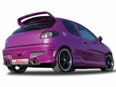 Aleron Sport Peugeot 206 Kit Phoenix P&A Tuning