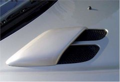Toma de aire para Peugeot 206 kit Vision PAM tuning