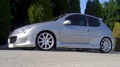 Kit completo Peugeot 206 kit Vision PAM tuning