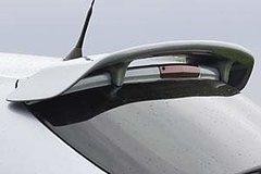 Aleron superior para Opel Astra H kit GTC R Lumma tuning