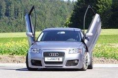 Kit puertas verticales  LSD Doors para Audi A3 8P 8L