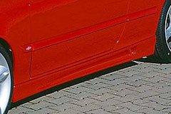 Faldones laterales taloneras Opel Calibra kit Lumma tuning