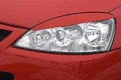 Pestañas delanteras para Opel Corsa C kit GS-R Lumma tuning