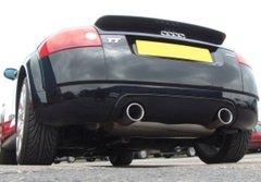 Catback deportivo Scorpion-forge 225hp MODELS para Audi TT (MK1) 1.8T