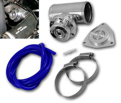 S40 / V40 TURBO Kit valvula de descarga blow off Forge para Volvo S40 V40