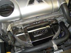 Escudo protector de calor Forge COLT CZT para Mitsubishi COLT CZT