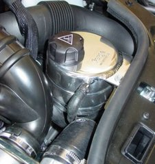 Deposito de agua metalico Forge R60 MODELS EXCL. DIESEL para BMW Mini R60 Countryman Cooper S