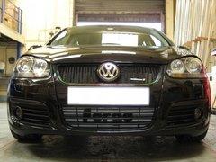 Kit intercooler frontal deportivo Forge para 1.4 TSI MK5 TWIN CHARGED para Volkswagen Golf 5 1.4