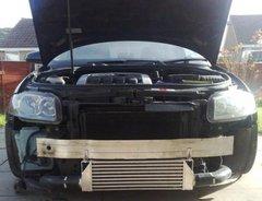 Kit doble intercooler frontal Forge AUDI A3 TWINTERCOOLER 2.0 TDi para Audi A3 2.0 Diesel