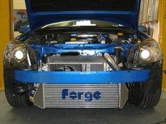 Kit intercooler frontal deportivo Forge ASTRA VXR para Opel Astra VXR