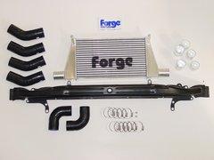 Kit intercooler frontal racing Forge para Seat Leon 1.8T Cupra R