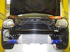 Kit intercooler frontal deportivo Forge para 2.0 TFSI para Seat Leon 2.0 Gasolina Turbo
