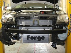 Kit intercooler frontal deportivo Forge VW POLO 1.8T para Volkswagen Polo 1.8T