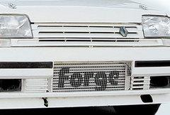 Kit intercooler frontal deportivo Forge para Renault 5