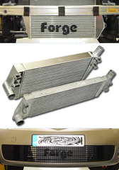Kit intercooler frontal deportivo Forge para Renault Megane 225