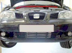 Kit Intercooler frontal Seat Ibiza mk4 TDI 130 cv Forge