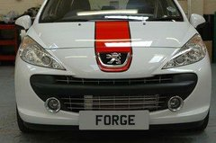 Kit Intercooler frontal Peugeot 207 GT Turbo Forge