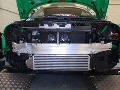 Kit intercooler deportivo Forge MK2 TT RS (5 cylinder) para Audi TTRS (5 cylinder Engine)
