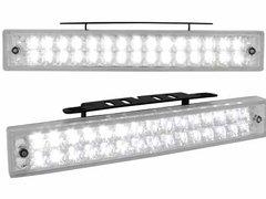 Kit de Luz diurna universal de 30 LEDs 190x30x40mm