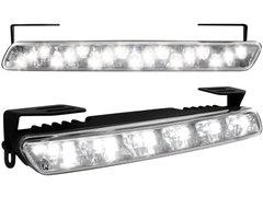 Kit de Luz diurna universal de 18 LEDs 200x23x40 mm