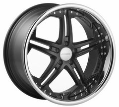Kit 4 llantas Vossen Wheels vvs075 negro mate 10,5 x 20