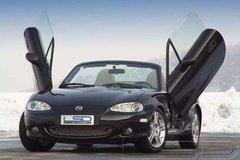 Kit puertas verticales LSD Doors para Mazda MX 5 90-98