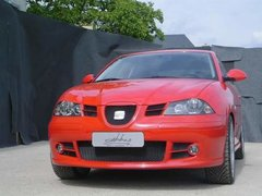 Parachoques delantero + calandra Seat Ibiza Abbes Design