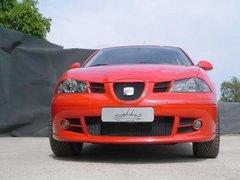 Pestañas focos delanteros Seat Ibiza kit Abbes Design