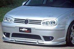 Añadido Parachoques delantero para VW Golf Kit GT S4 Lumma tunin