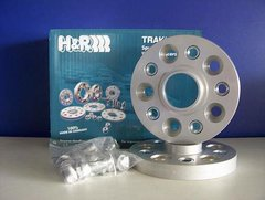 Adaptadores H&R Ford 5x108 a Porsche 5x130 en grosor 25mm