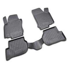 Alfombrillas 3D LAND ROVER Defender 110 5D 2007-