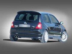 Aleron luneta para Renault Clio RS kit Cadamuro