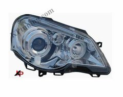 Faros delanteros angel eyes para VW Polo 9N2 05-