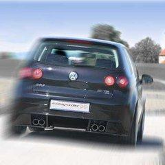 Parachoques trasero para VW Golf V kit Konigseder
