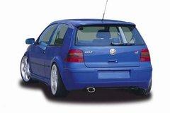 Faldon trasero VW golf IV kit Caractere