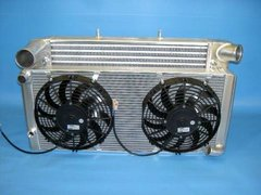 Kit refrigeracion radidor + intercooler VW Golf II motor 1.8T