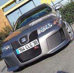 Parachoques delantero Seat Leon Kit Full RS PAM tuning