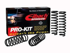 Kit Muelles Eibach Pro Kit Para Smart 0.6 0.8 Cdi