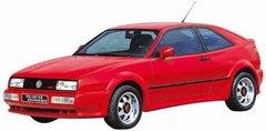 Faldones laterales taloneras para VW Corrado Kit P&A Tuning