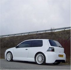 Parachoques trasero para VW Golf IV Kit Five R by MTK PAM tuning
